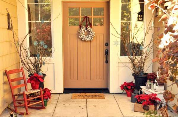 christmas-front-porch-decorations-ideas