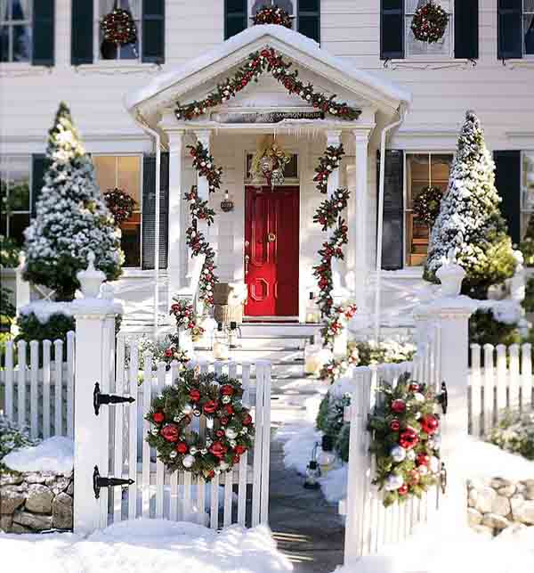 christmas-front-porch-decorations