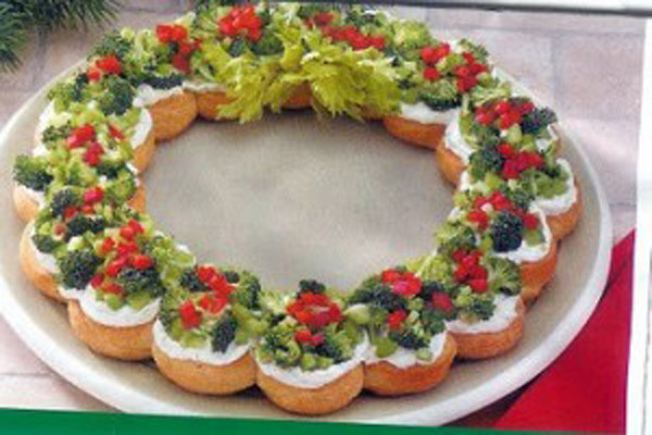 25 Festive Christmas Party Foods and