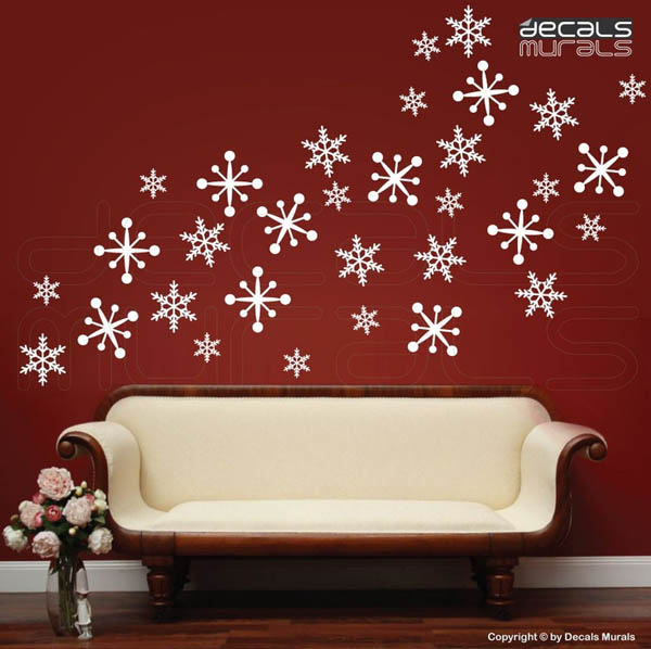 christmas-wall-decorating-ideas
