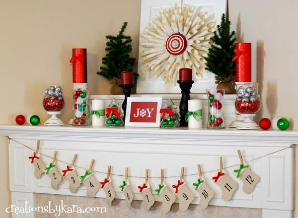 diy christmas decoration ideas - Cheap Diy Christmas Decorations