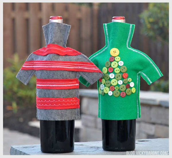 Ugly christmas sweater party ideas christmas celebration all diy ugly christmas sweater party decoration solutioingenieria Image collections