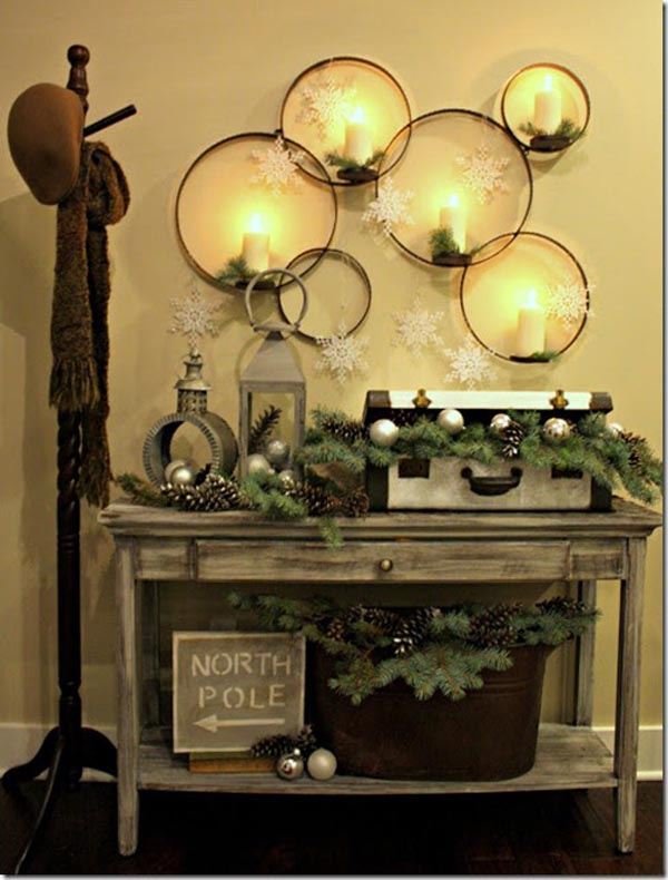 elegant-christmas-wall-decoration