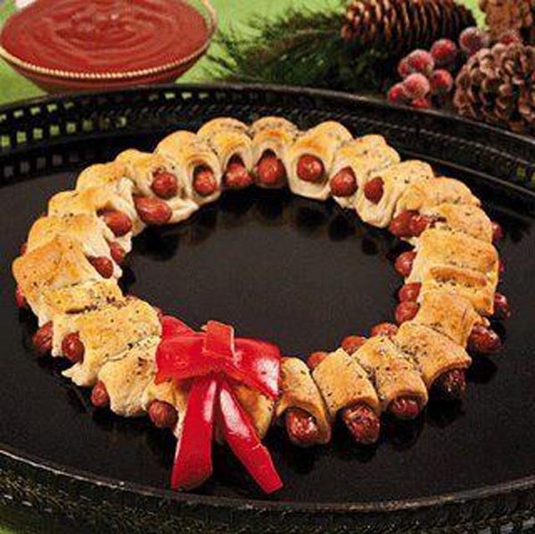 25 festive christmas party foods and treats christmas celebration finger foods for christmas party forumfinder Images
