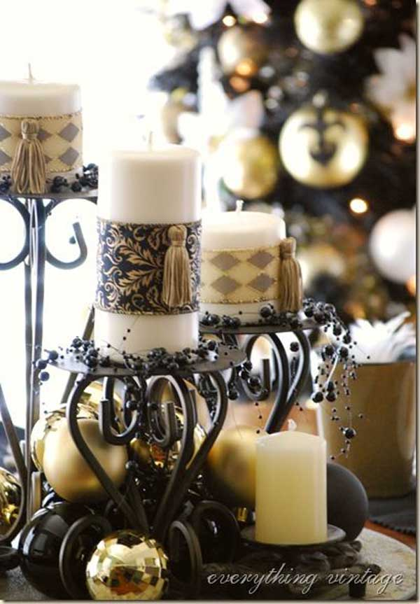 gold-christmas-decoration-ideas