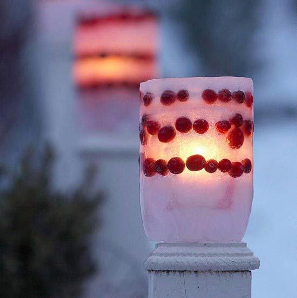 ice-christmas-lantern