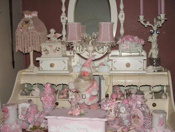 ideas-for-pink-christmas-decoration
