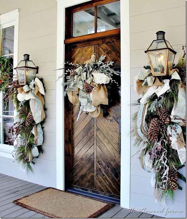 ideas-front-porch-christmas-decoration