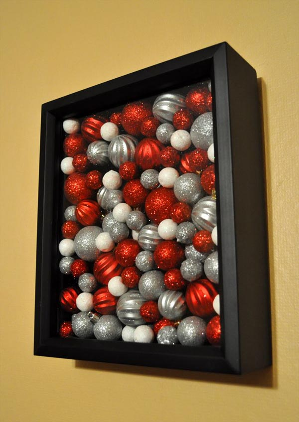 ornaments-in-a-shadowbox