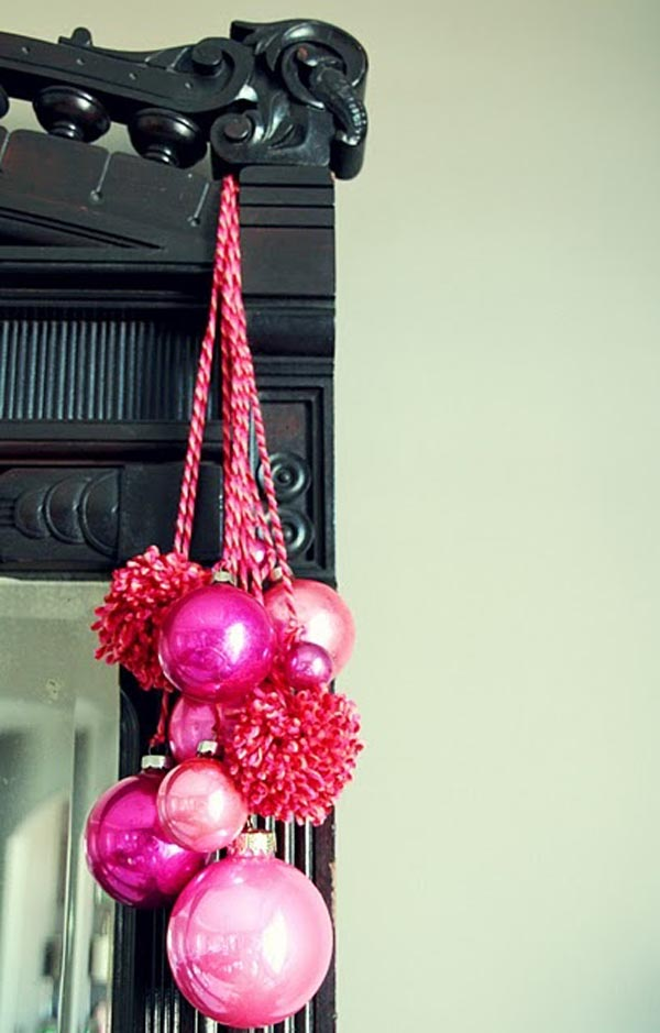 pink-christmas-decoration