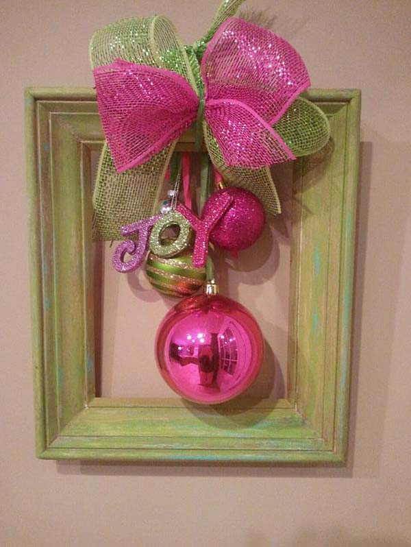pink-christmas-wreath-ideas