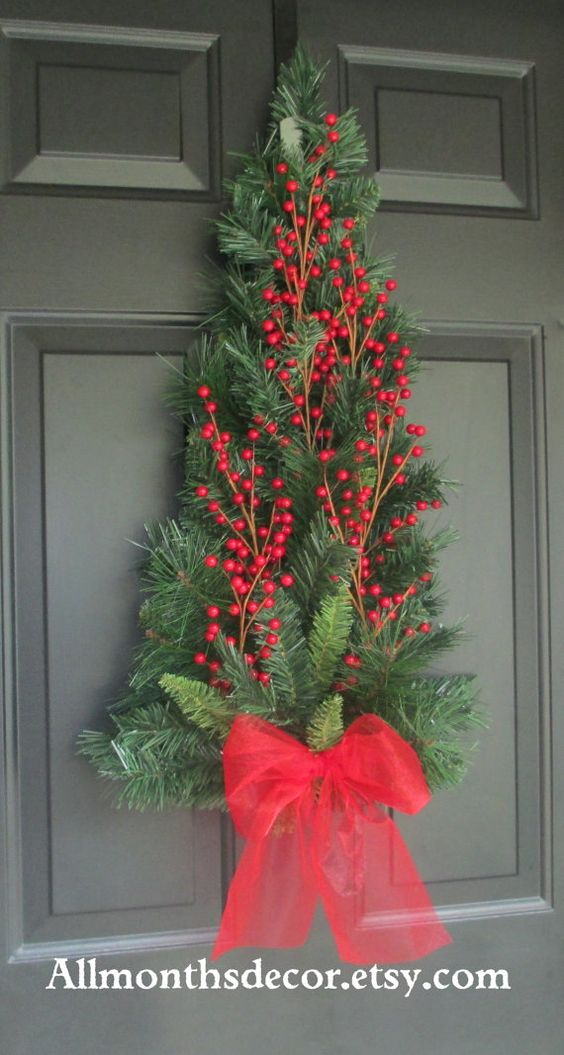 Top Christmas Door Decorations Christmas Celebration All About Christmas