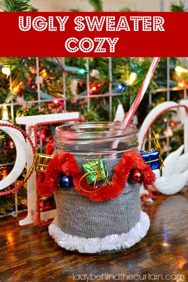 Ugly Christmas Sweaters Party Ideas Part - 40: Ugly-christmas-sweater-party-decoration