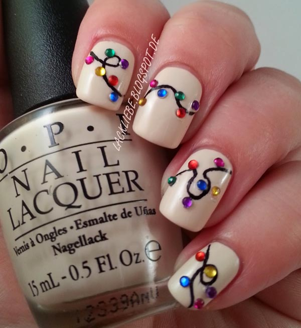 christmas-lights-nail-art-ideas