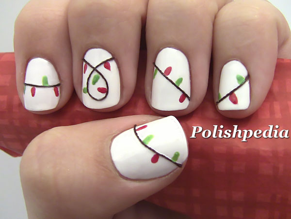 christmas-lights-nail-art