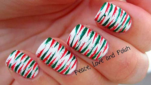 christmas nail art designs - Christmas Nail Decorations