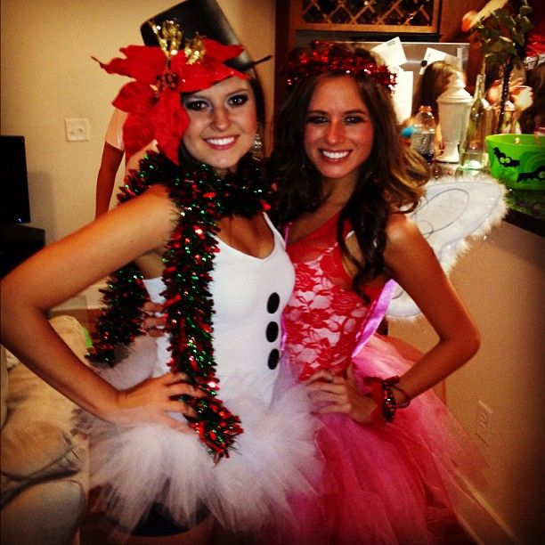 Funny Christmas Party Ideas Part - 20: Stylish Christmas Costume Ideas For Your Holiday Party