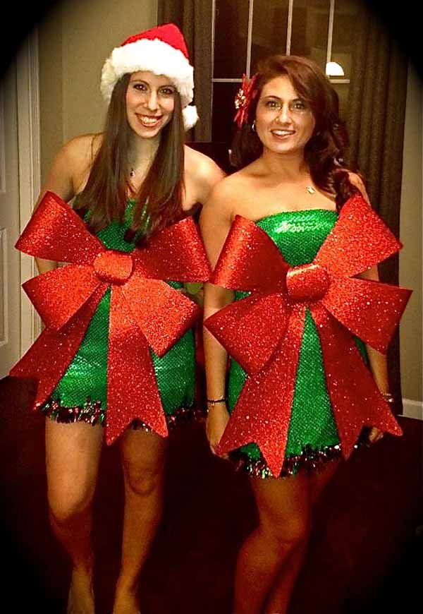 stylish christmas costume ideas for your holiday party - christmas celebration