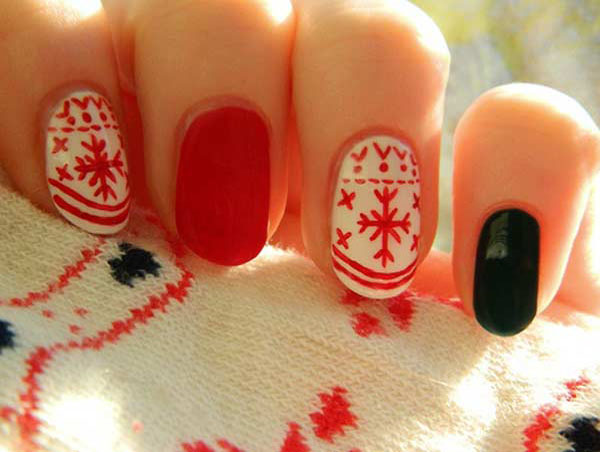 cute-christmas-nail-designs-ideas
