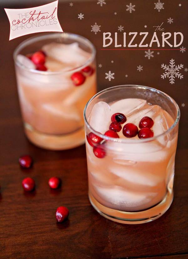 25 festive christmas cocktails for some merrymaking