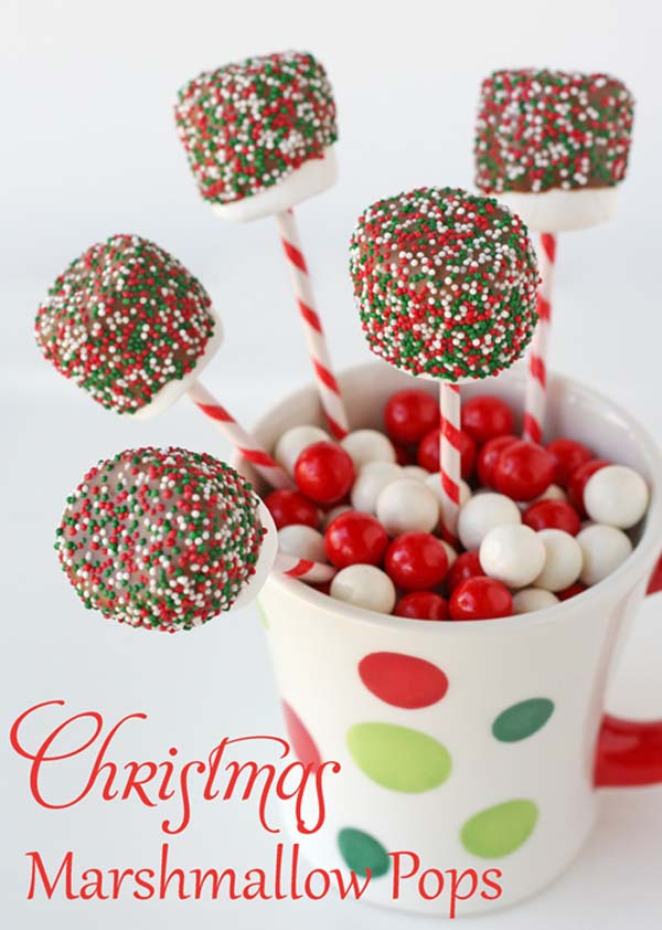 easy christmas desserts recipes