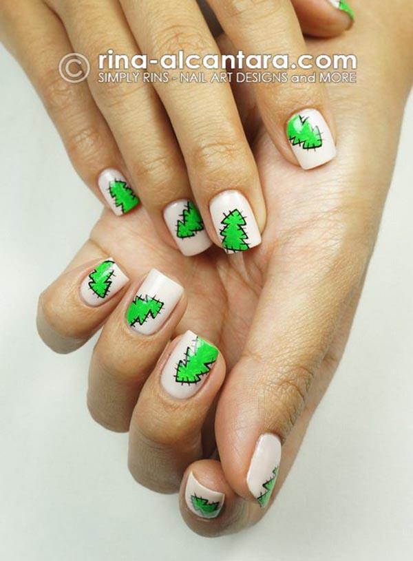nail-designs-christmas
