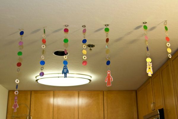 15 Christmas Ceiling Decorations To Make Christmas Special
