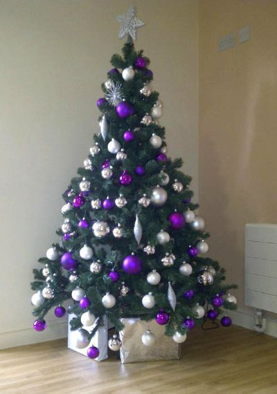 online store 9236e 4b755 Top Purple Christmas Trees Decorations - Christmas ...