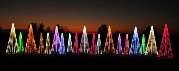 LED Outdoor Christmas Decorations: Source