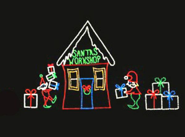 14 led outdoor christmas decorations christmas celebration all about christmas - Led Outdoor Christmas Decorations