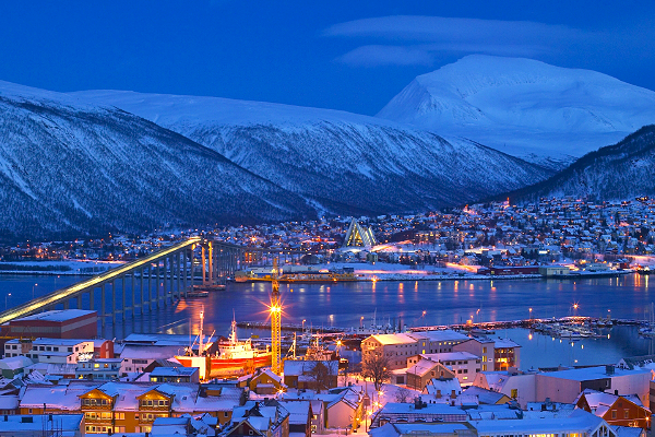 Christmas In Norway.Tromso Norway Christmas Celebration All About Christmas