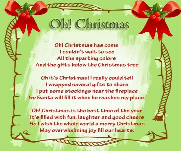 christmas-poems-cards - Christmas Celebration - All about ...