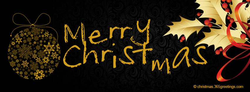 Top Christmas Facebook Covers for Timeline , Christmas