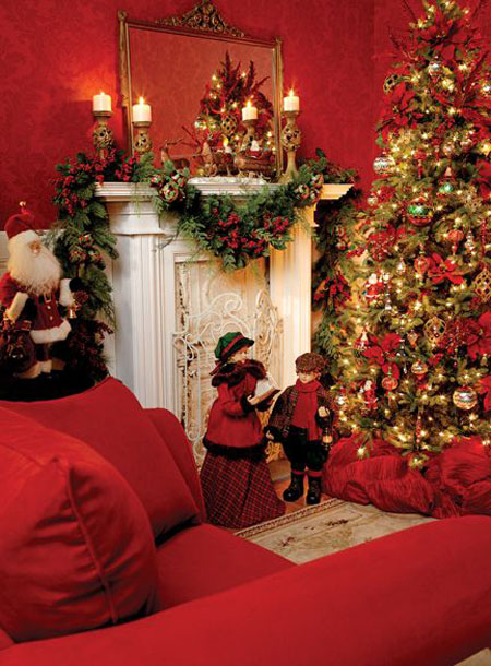 Top 40 victorian christmas decorations to get you started for All christmas decorations