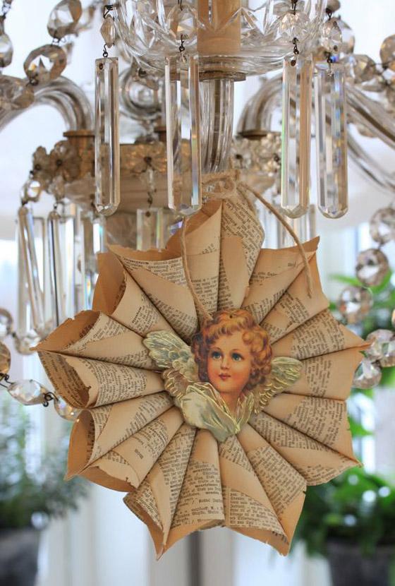 Victorian Paper Ornament