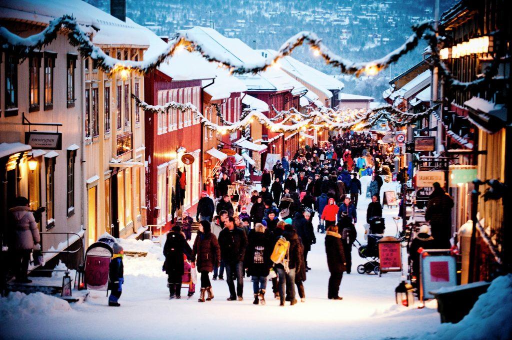 Christmas Honeymoon Destinations