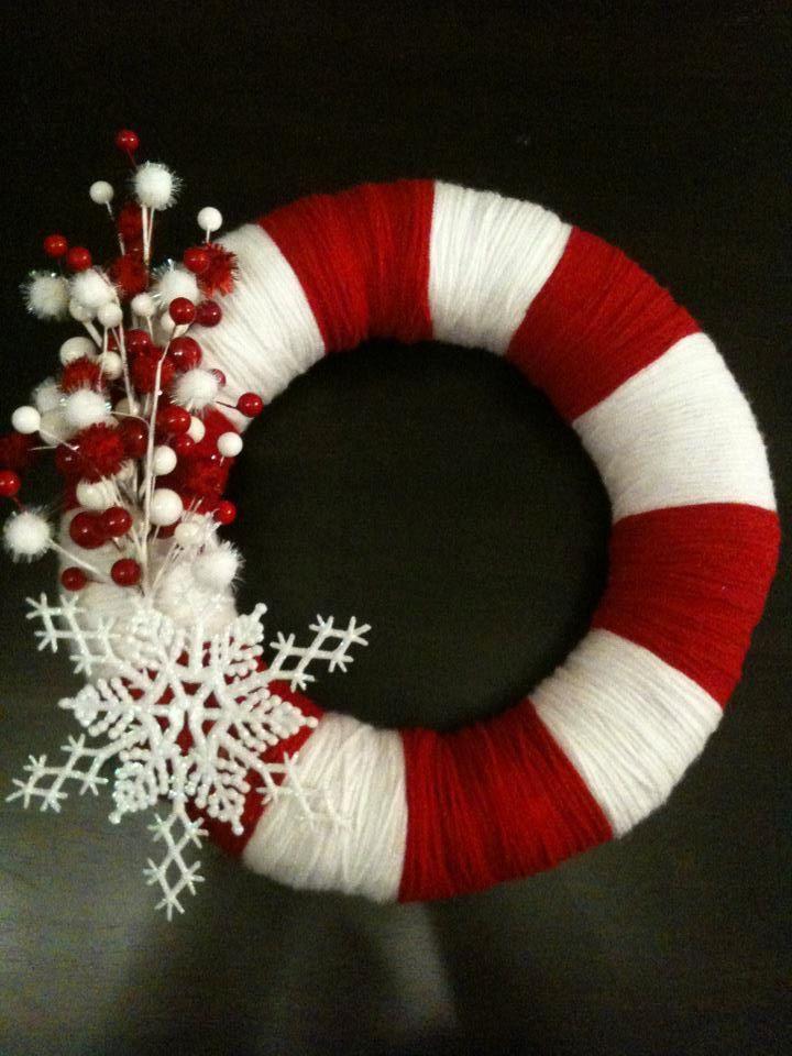 Christmas Wreath Decoration Ideas