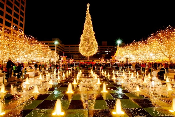 Top 20 Most Amazing Christmas Honeymoon Destinations - Christmas ...