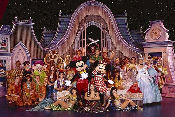 Disney Traditions Cast Tour