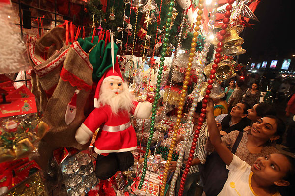 Christmas Festival In India.Top 10 Stunning Places To Visit In Asia During Christmas