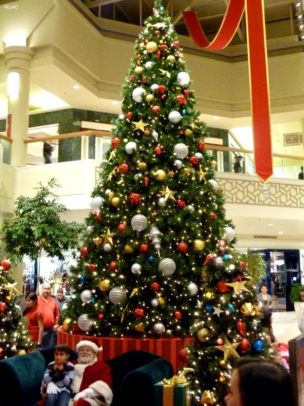 santa claus - Santa Claus Tree