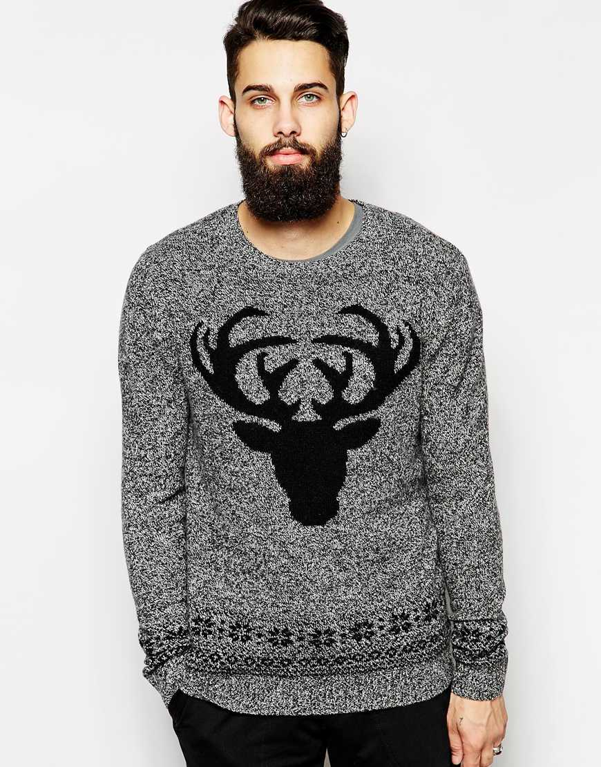 cool christmas jumpers men