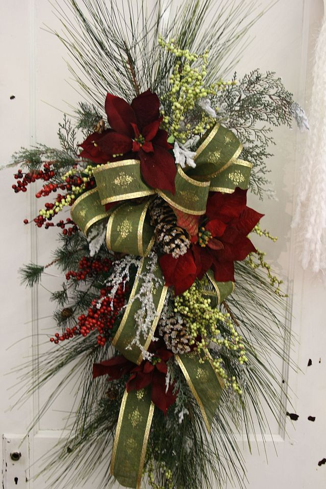 Most beautiful and amazing christmas flower arrangements christmas flowers fern mightylinksfo