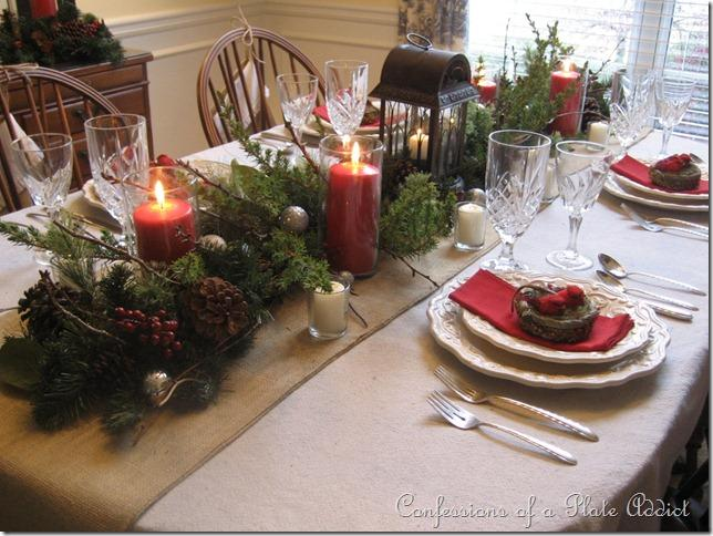 Top 50 Christmas Tablescapes Christmas Celebration All About