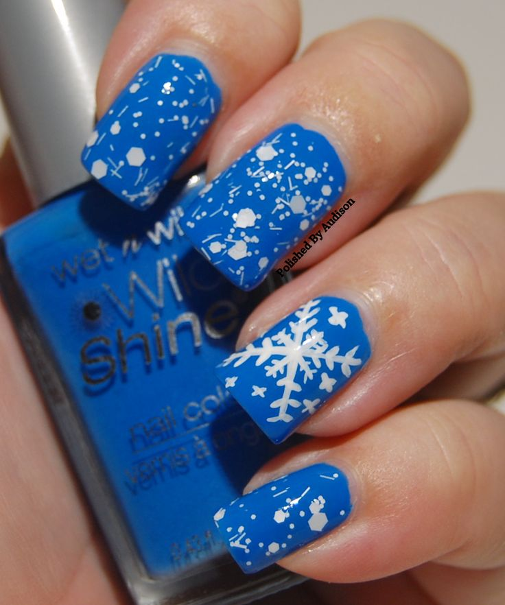 Nail Designs Of Christmas