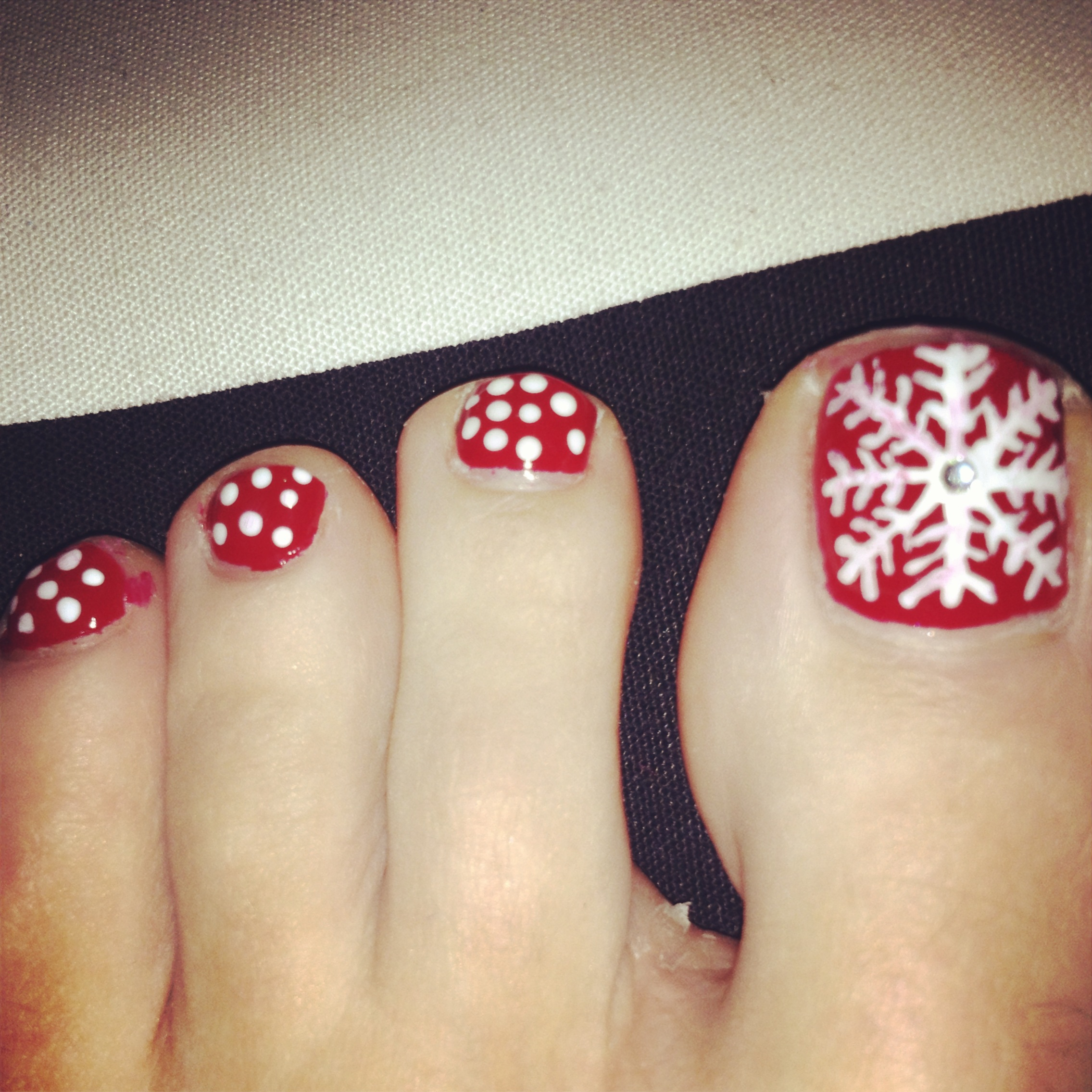 Pretty Toe Nail Designs Pinterest