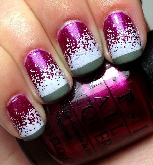 30 Most Cute Christmas Nail Art Designs - Christmas Celebration ...