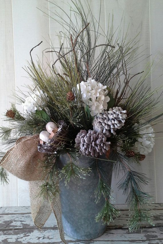 Most Beautiful And Amazing Christmas Flower Arrangements Christmas Celebration All About