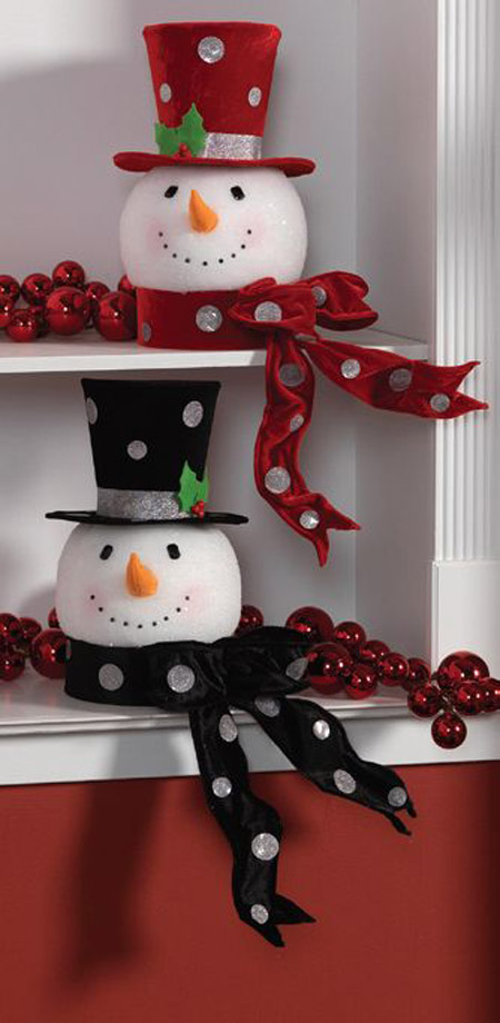 Holiday Decorating Ideas Pinterest Part - 15: Christmas-decorations-pinterest-05