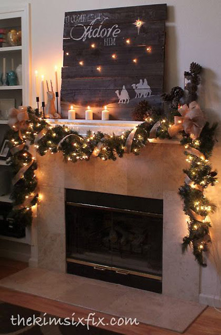 christmas home decor pinterest most popular christmas decorations on 10582